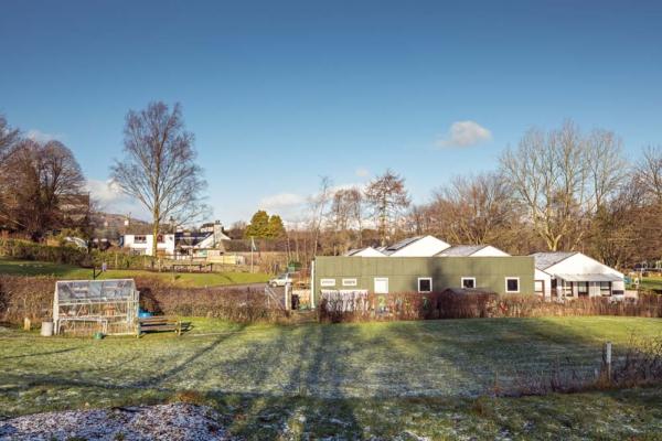 Hawkshead Esthwaite Primary School, Cumbria